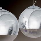 Lampadario sospensione design moderno 3 luci