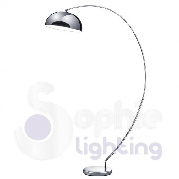 arco lampada lampe arco creativo doppia lampada ad arco. Black Bedroom Furniture Sets. Home Design Ideas
