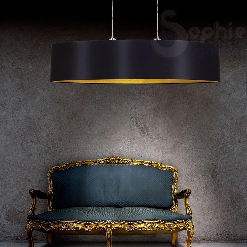 Lampada sospensione design moderno elegante cristallo sospensioni m...