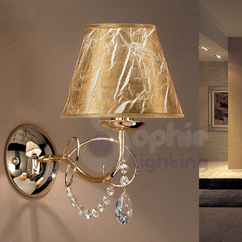 Lampadari on line sophie lighting - Applique per bagno classico ...