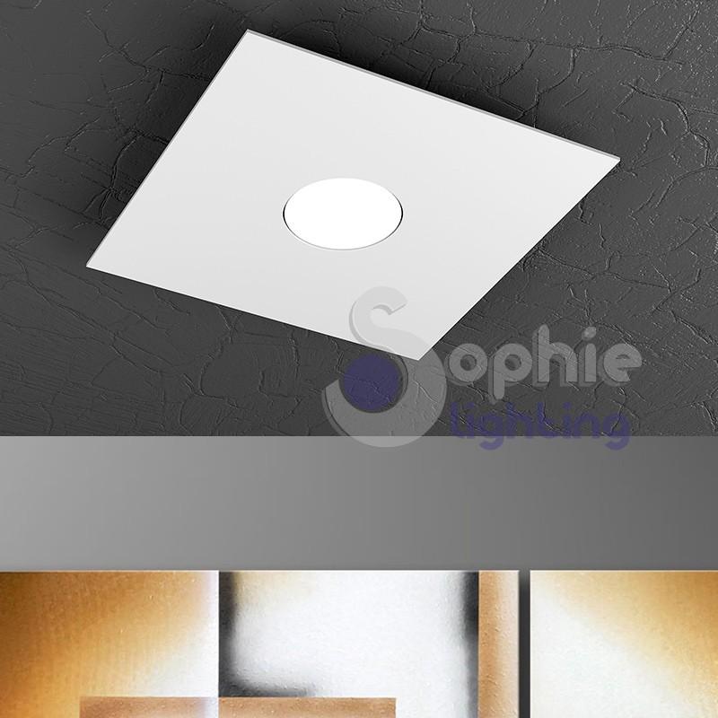 Corridoio Moderno Con Faretti: Zottoz.com pareti attrezzate corridoio. Luci per la doccia ...