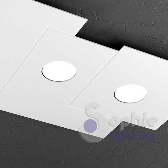 Luci Soffitto Design: Lampade tubi led modulari gromag lampada immersione.