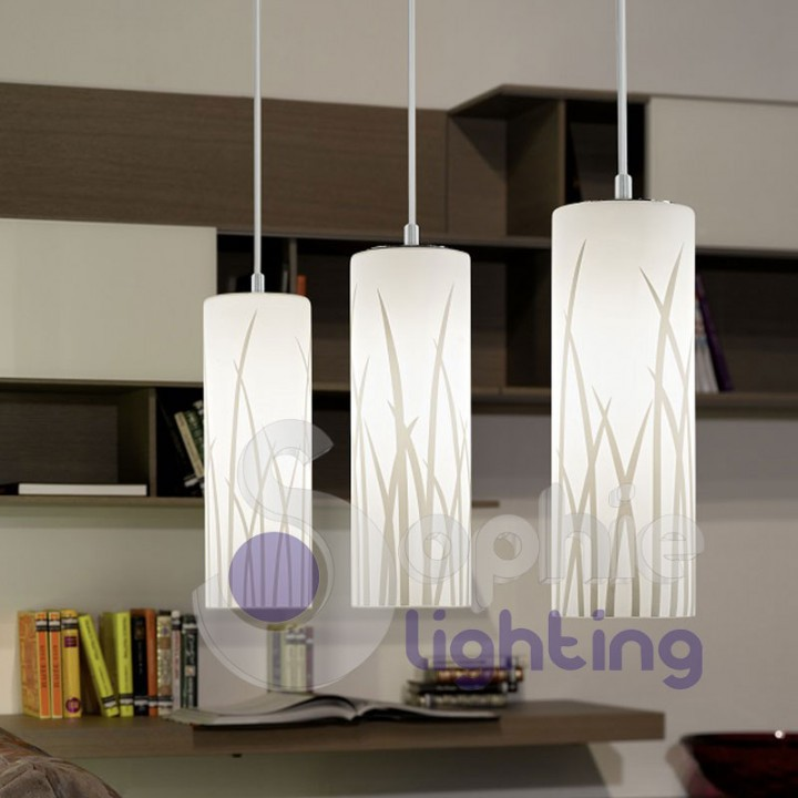 Lampada sospensione led design moderno